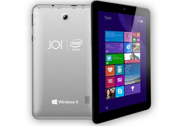 Joi 7 Windows 8.1 Tablet from SNS Network