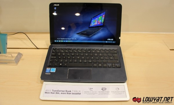 ASUS Transformer Book 300 Chi Hands On MWC15 01