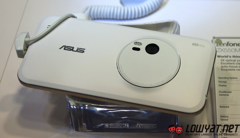 ASUS ZenFone Zoom Coming To Malaysia On 13 January