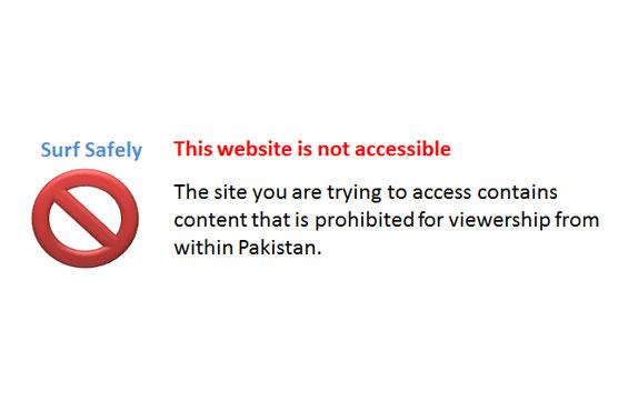 Blocked WordPress