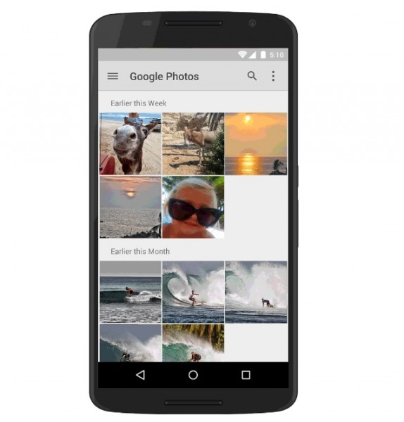 Google Plus Photo on Google Drive 2