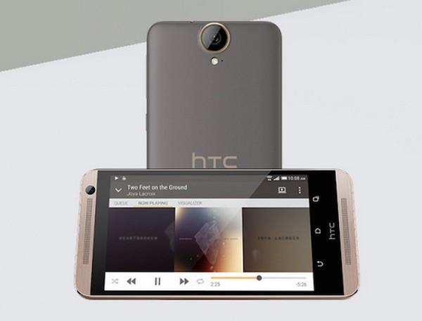 HTC One E9 Plus 2
