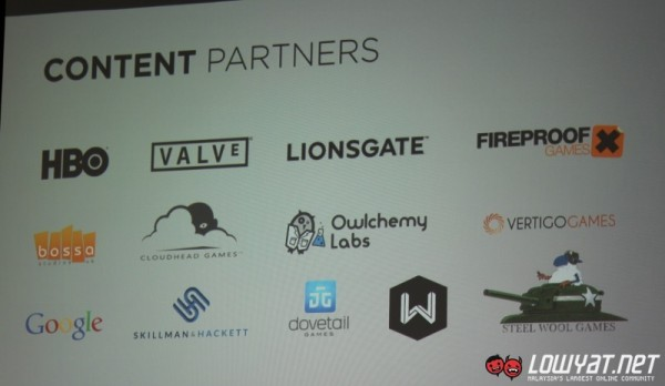 HTC Vive VR Headset Presentation 06