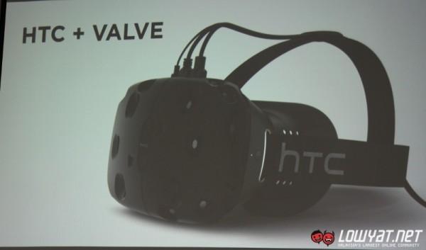 HTC Vive VR Headset Presentation 08