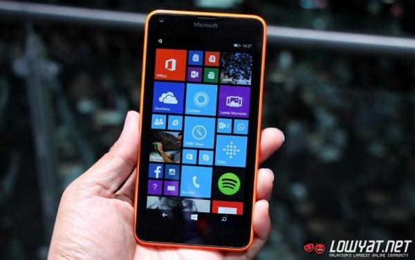 Microsoft Lumia 640 Hands On 08