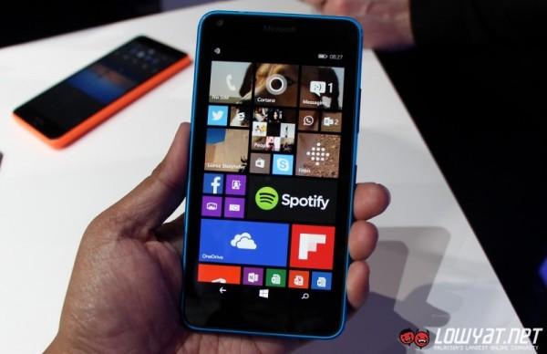 Microsoft Lumia 640 MWC15 06