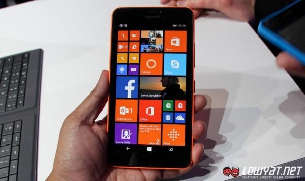 Microsoft Lumia 640 XL MWC15 05