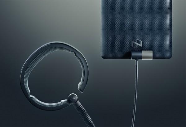 Neptune Headset charging