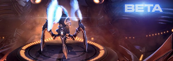Starcraft II LotV Beta