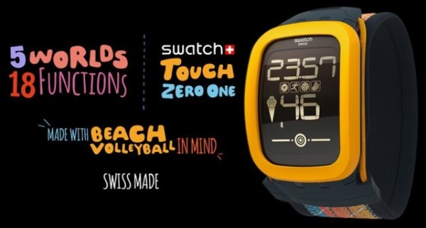 Swatch Touch One Zero