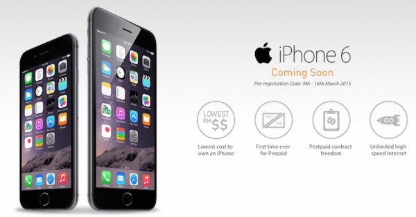 U Mobile iPhone 6 ROI 2