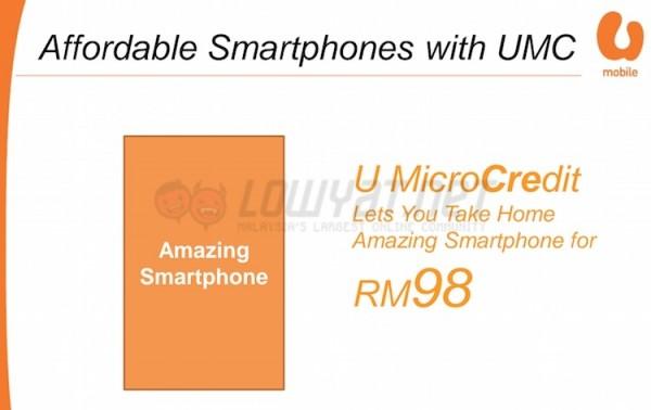 UMC RM98