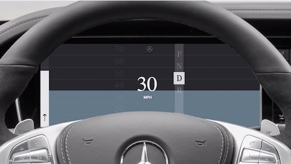 Ustwo to Redesign Car Dash