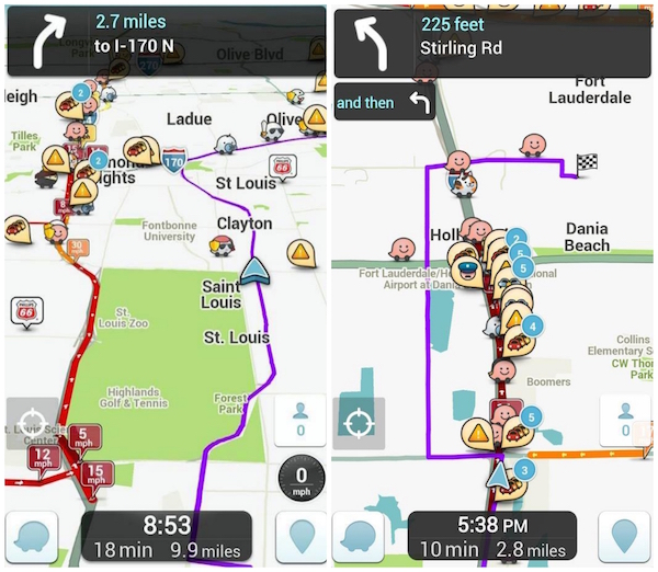 Waze Map Malaysia Waze is Now Part of Google Mobile Service, Could Come Preinstalled