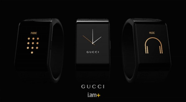 Will.i.am Smartband with Gucci