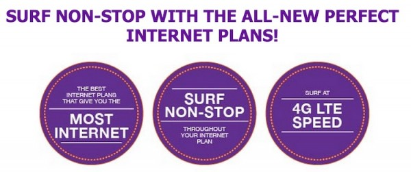 Xpax non stop internet plans