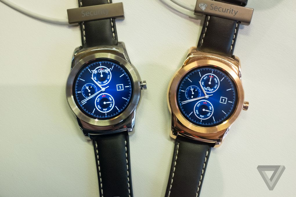 MWC 2015: LG Watch Urbane and Watch Urbane LTE Official ...