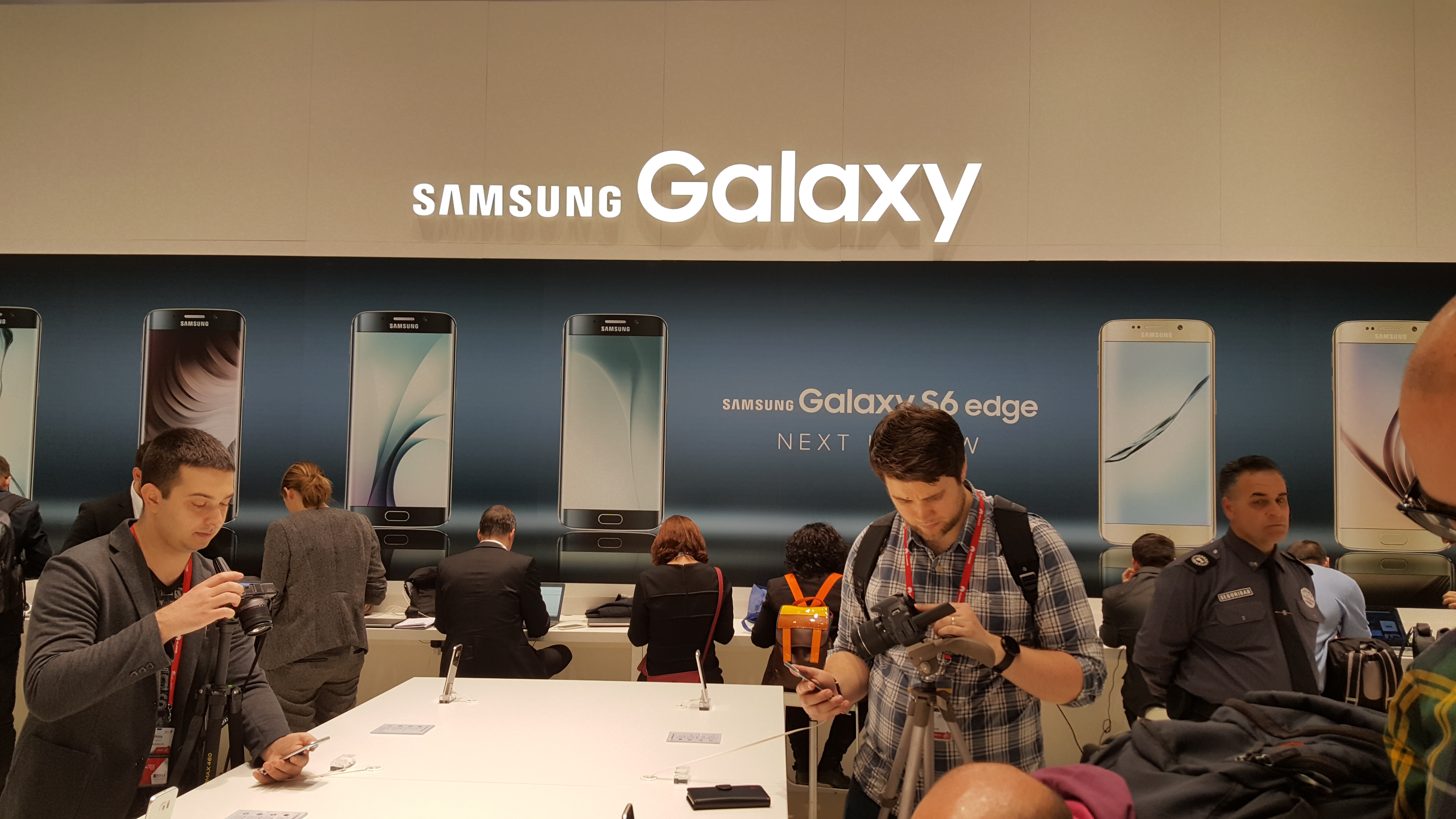 MWC 2015: Samsung Galaxy S6 & S6 edge Camera Samples Are Very ...