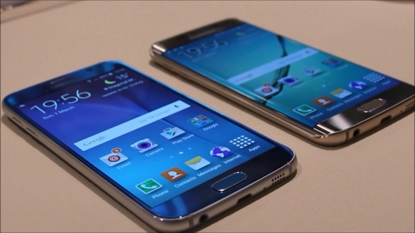 (Update: Now with Video!) Hands On: Samsung Galaxy S6 & Galaxy S6 edge