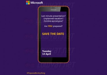 Microsoft Malaysia Lumia Launch 14 April 2015