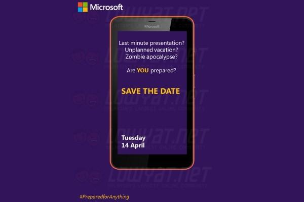 Microsoft Malaysia Lumia Launch 14 April 2015