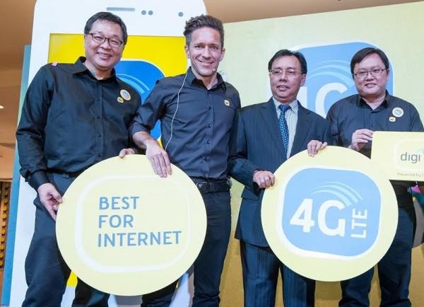 DiGi LTE Sarawak