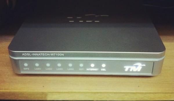 TM ADSL Modem