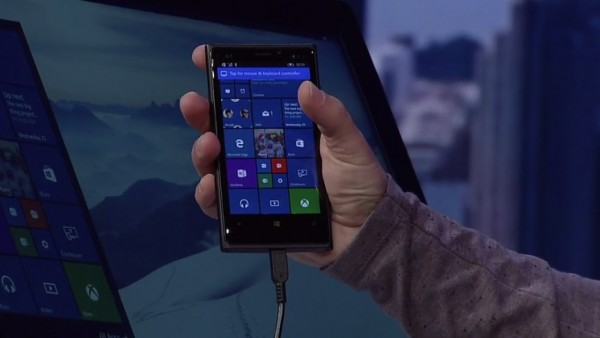 Continuum For Phones - Windows 10