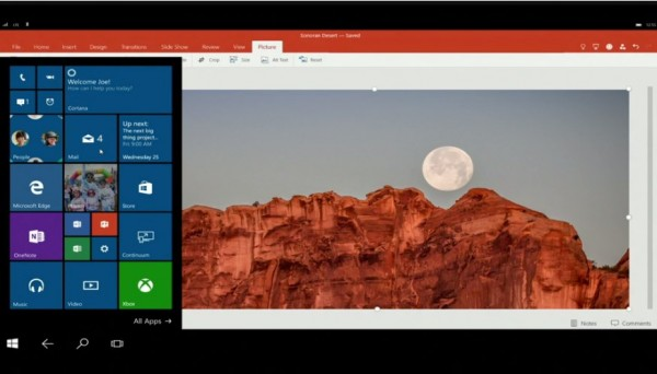 Continuum For Phones - Windows 10