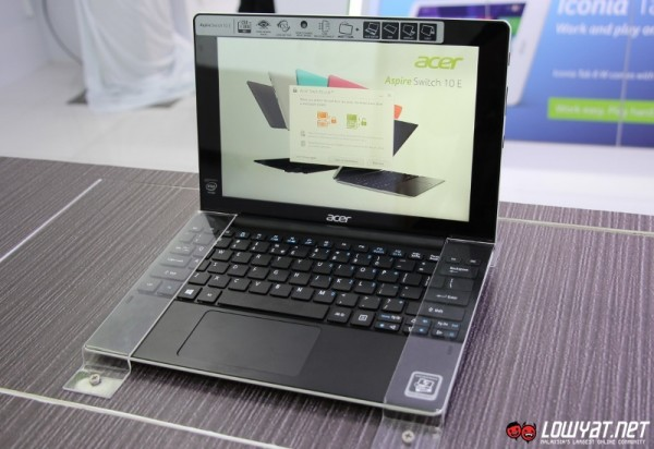 Acer Switch 10 E Launch 05