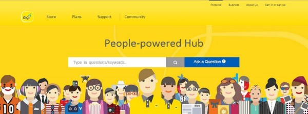 Digi People Powered Hub new