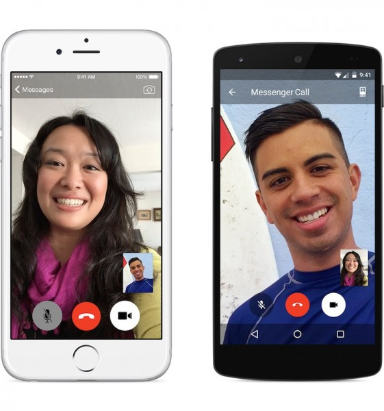 Facebook Messenger App Video Call