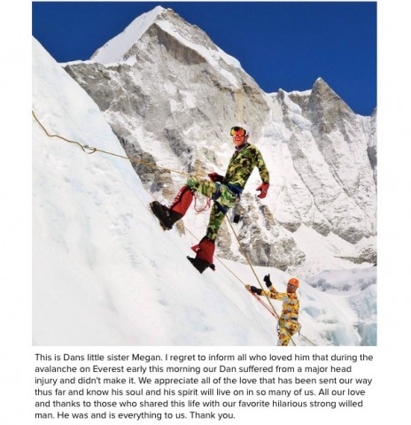 Google Exec Passes Away at Mount Everest Avalanche