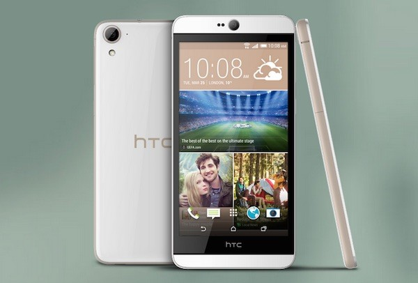 HTC Desire 826 White Gold
