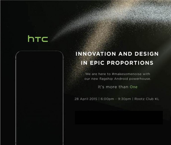 HTC Malaysia More than One Launch