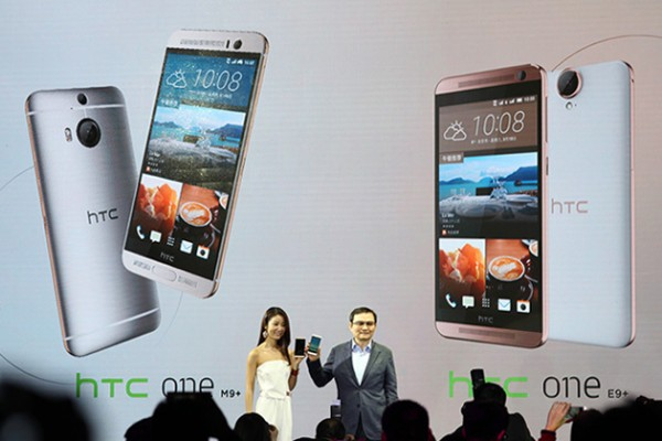 HTC One M9+ China launch