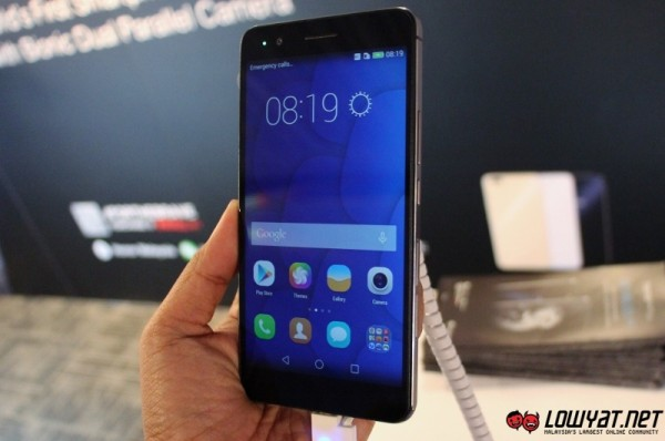 Huawei Honor 6 Plus Hands On 02