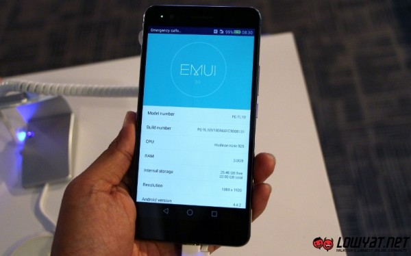 Huawei Honor 6 Plus Hands On 17