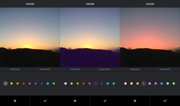 Instagram Color Tool