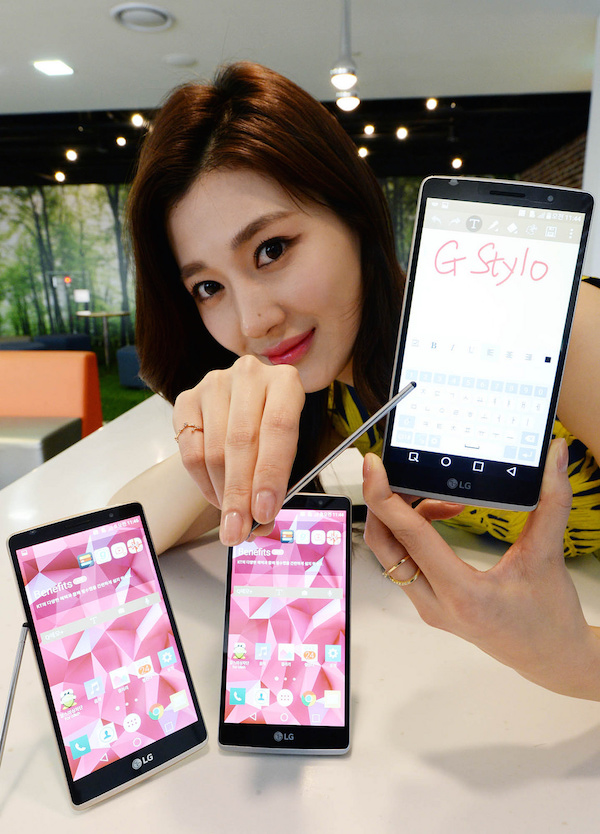 LG Announces G Stylo in Korea, Mid-Range Smartphone that