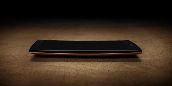 LG G4 Leather curved