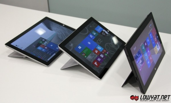 Microsoft Surface 3 Hands On 05
