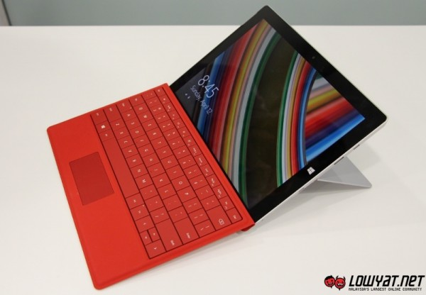 Microsoft Surface 3 Hands On 25