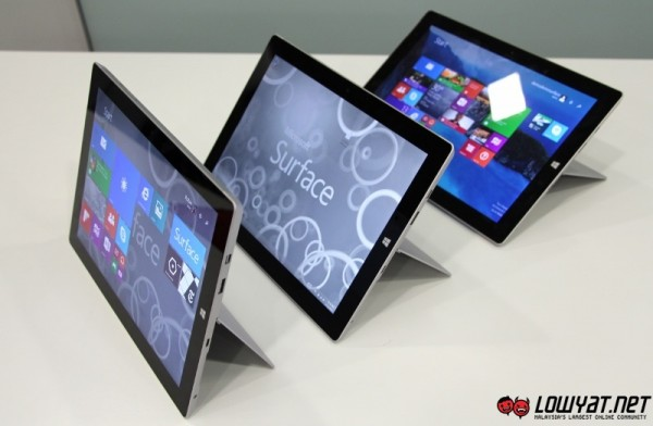 Microsoft Surface 3 Hands On 38