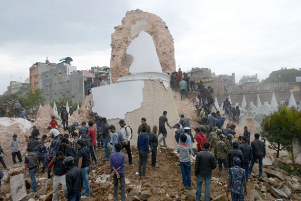 Nepal Earthquake Internet Tools to Find Missing Persons