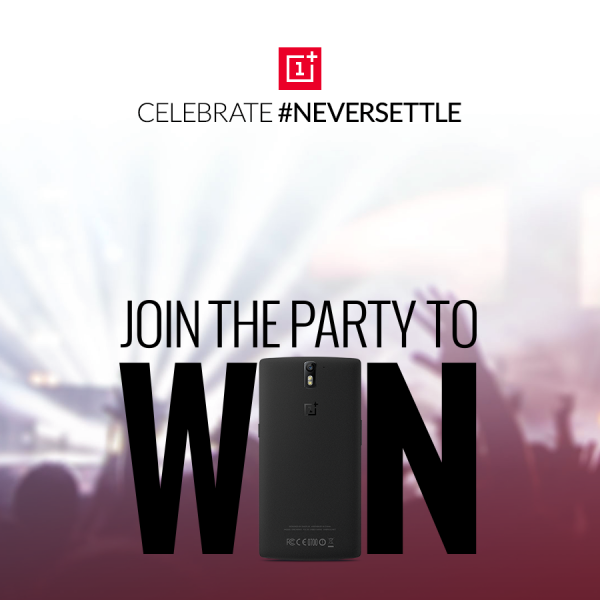 OnePlus One Contest