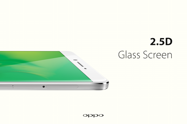 Oppo R7 2.5D Glass Screen