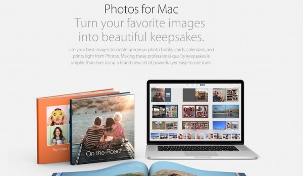 Photos for Mac Photo Print