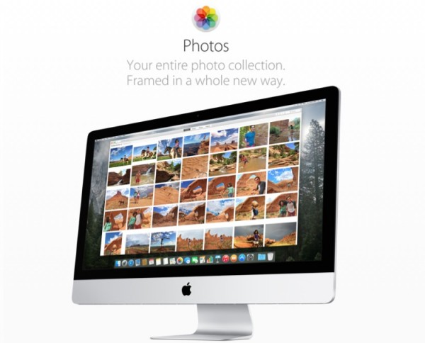 Photos on Mac