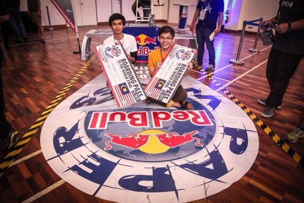Red Bull 2 champions